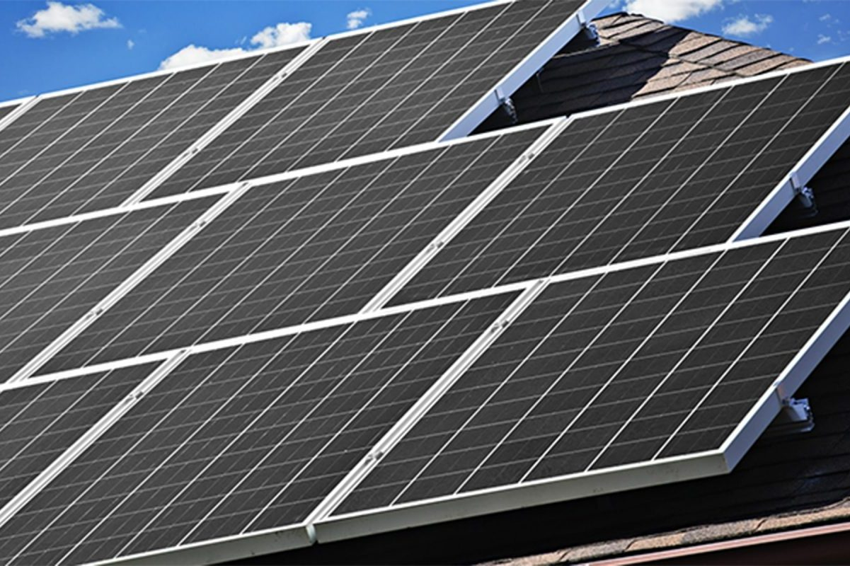 SOLID STATE SOLAR FOR HOMES